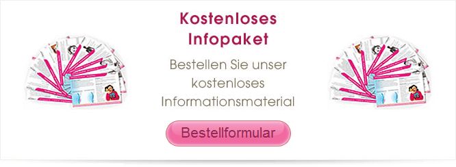 Informationen per Post oder E-Mail